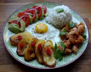 Recette Bol végétarien équatorien (Équateur)