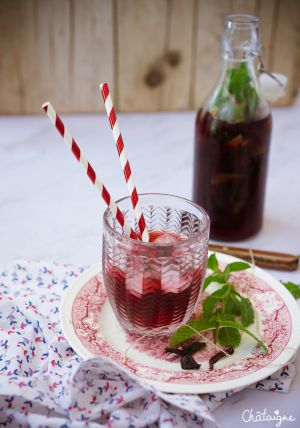 Recette Bissap {infusion d'hibiscus}