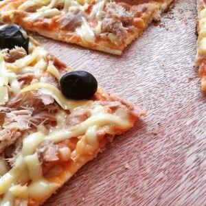 Recette Pizza tajine