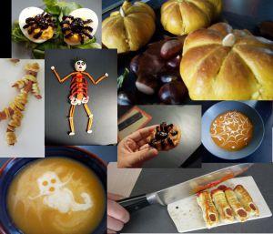 Recette Idées apéro pour Halloween