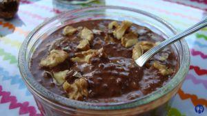Recette Pudding de chia au cacao