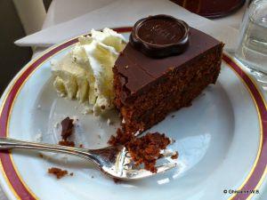 Recette Cake façon Sacher Torte (vegan)