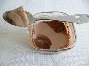 Recette Yaourts maison de soja au cacao avec stévia et inuline (sans sucre)