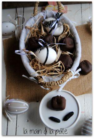 Recette Chocolats à la vanille et à la fève tonka