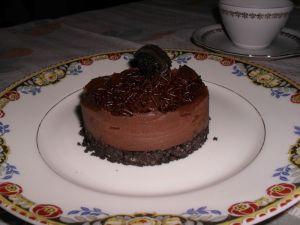 Recette Cheesecake nutella- oreo