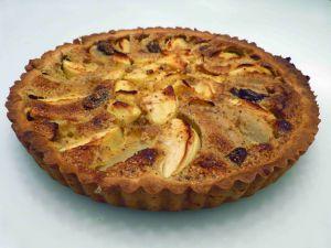 Recette Tarte gourmande aux poires et pommes