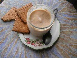 Recette Yaourts maison au biscuit