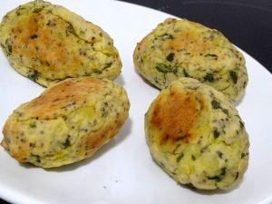 Recette Patates aux cébettes sauge graines de chia