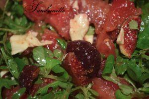 Recette Salade enchantée
