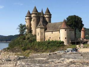 Recette Anaïs blogtrotter dans le cantal #4 Au château de Val