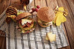 Recette Burger Vegetarien