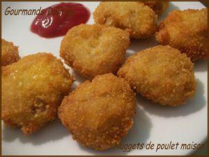 recette land recettes de nuggets de poulet maison