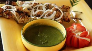 Recette Indienne : Le Tangdi Kabab et le poulet tikka à la crème
