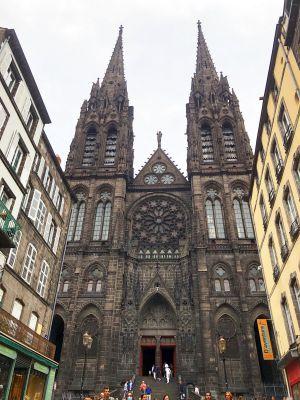 Recette Clermont-Ferrand, sa Cathédrale