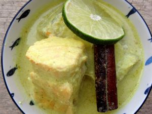 Recette Curry de poissons d'Oman