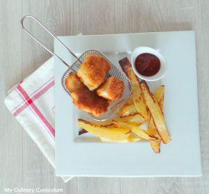 Recette Nuggets de poulet maison (poulet pané)