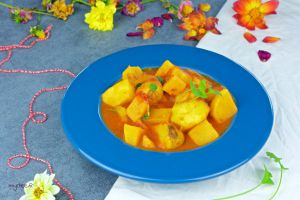 Recette Ragoût de rutabaga et pommes de terre (vegan)