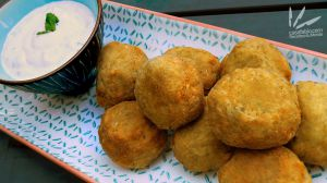 Recette Falafels (boulettes de pois-chiches)