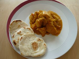 Recette Poulet au curry