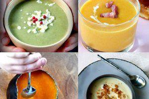 Recette Soupes pour oublier que le monde ressemble à l'intérieur d'un sac à main depuis des mois
