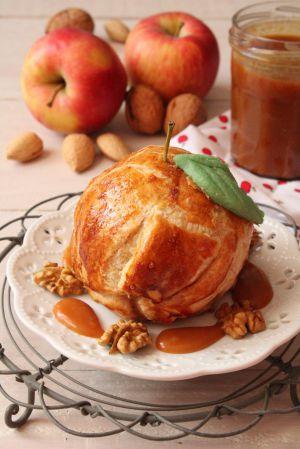 Recette Pommes Feuilletées au Four
