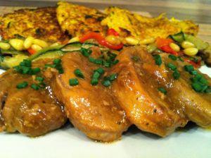 Recette Filet mignon de porc aux epices