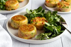 Recette Palets de légumes maison