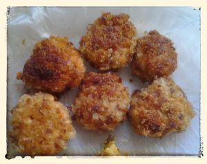 Recette Nuggets de poulet au thermomix