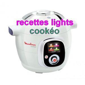 Recette Lights au cookéo