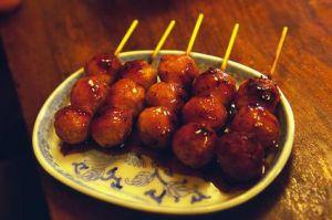 Recette Brochettes japonaises au poulet