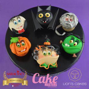 Recette Cupcakes Monstres d'Halloween