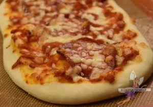 Recette Pâte à pizza des Pouilles (Italie)