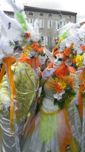 Recette Encore un peu de masques vénitiens