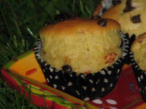 Recette Muffins au mascarpone