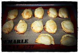 Recette Chaussons au jambon