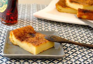 Recette Cuajada à la vanille et cannelle