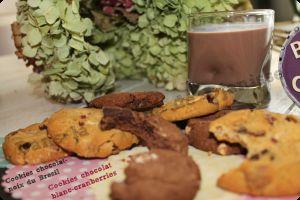 Recette Cookies – Vegan