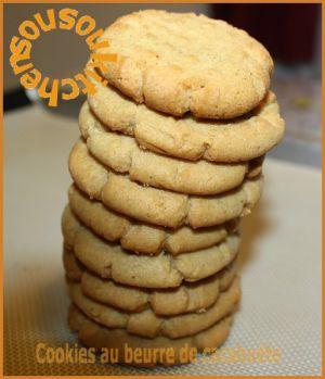 Recette Gateaux au beurre de cacahuètes-Gateaux algériens