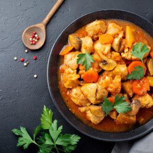 Recette Sauté de porc à la tomate Cookeo