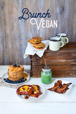 Recette Brunch vegan