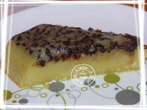 Recette Cuajada mascarpone, pâte pistache et pépites d e chocolat