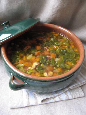 Recette Soupe à la paysanne