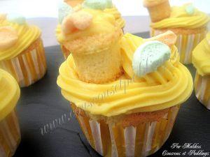 Recette Cupcakes au Marshmallows? (Chamallows)