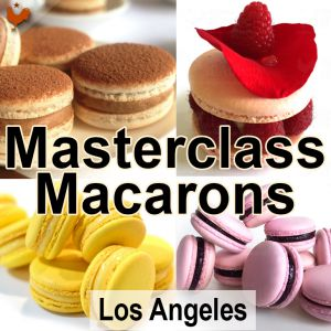 Recette Cours de Macarons à Los Angeles – I am teaching Macarons this fall in Los Angeles
