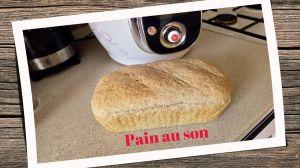 Recette Pain au son