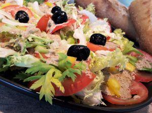 Recette Salade de tomates à la Bagna Cauda