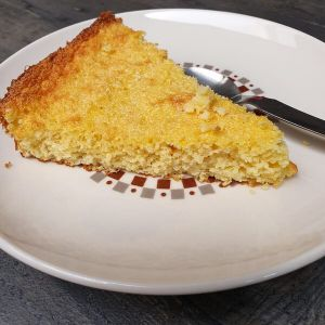 Recette Gâteau de semoule à l'orange WW