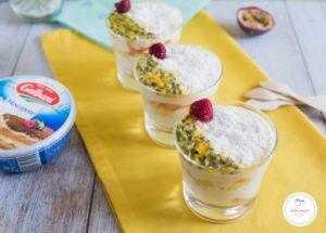 Recette Tiramisu mangue noix de coco : facile et gourmand