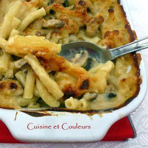 Recette Mac & cheese franc-comtois