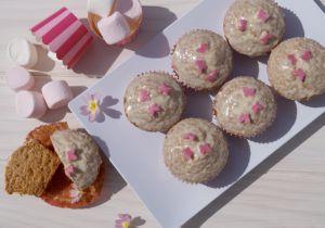 Recette Petits gâteaux aux Chamallows